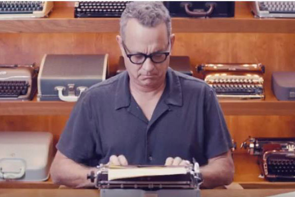 UNCOMMON TYPE : Tom Hanks