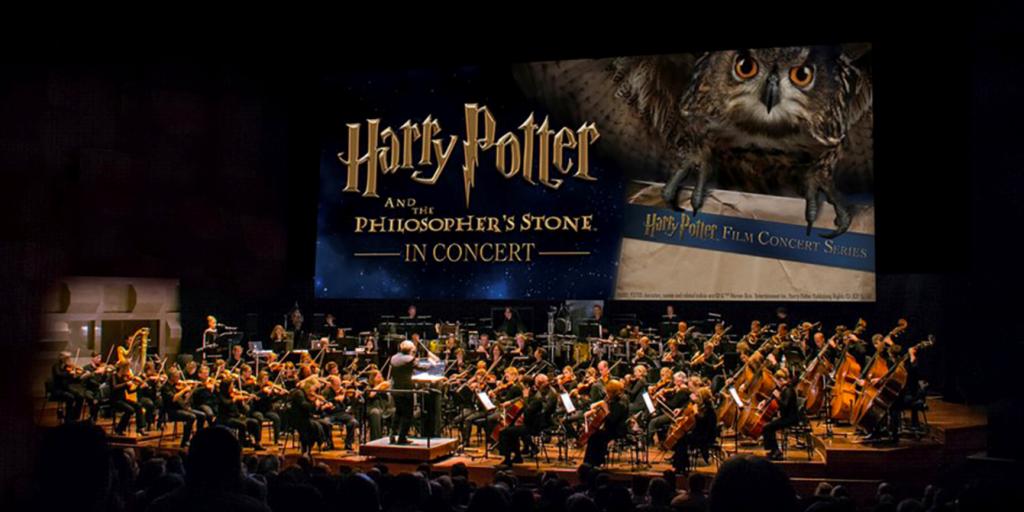 """พลาดไม่ได้กับโชว์สุดอลังการ """"Harry Potter and the Philosopher's Stone TM Concert"""